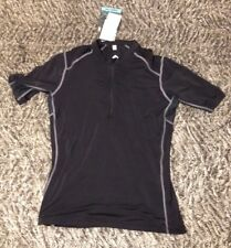 Club Ride Women's Promenade Short Sleeve Cycling Jersey Size LG
