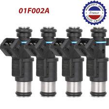 4x Injecteurs de Carburant pour Peugeot Citroën C2 C3 1984E0 01F002A 0280156357