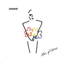 NM! Man of Colours [Remaster] Icehouse (CD, Oct-2002, Wea/Warner) BONUS TRACKS