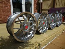 INTRA RC Alloy Wheels, Deep Dish, Polished Lip, 5 x 100, 8.5 x 17 & 9.5x17, ET30