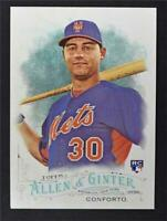 2016 Topps Allen and Ginter #98 Michael Conforto RC - NM-MT