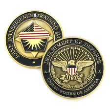 Department of Defense Joint Intelligence Training Activity Challenge Coin!