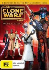 Star Wars - The Clone Wars : Animated Series : Season 1 : Vol 4 (DVD REGION 2)