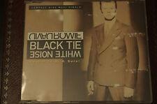Rare David Bowie Black Tie White Noise CD Single MINT Disc Al B Sure Edition