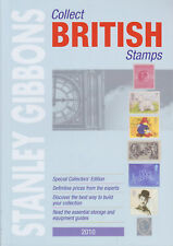 Collect British Stamps, 2010 Gibbons Catalogue, NEW