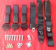NEW SEATBELT KIT TO SUIT EARLY HOLDEN UTE VAN AND 1 TONNER MODELS - HD-HG HQ-WB