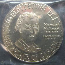 "1980 Charlottetown P.E.I. Canada Quasquicentennial ""Good For $1.00"" Trade Token!"