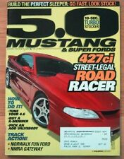 5.0 MUSTANG 2000 DEC - FRPP, STEEDA, LENTECH. SALEEN