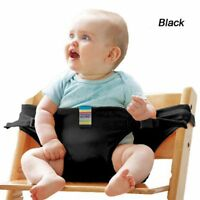 Chair Fastener Seat Portable Travel Baby Baby Dining Seat Harness Belt Safety