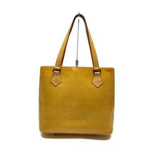 Louis Vuitton LV Hand Bag HoustonM91121 Yellows Vernis 1537885