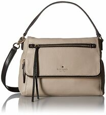 Kate Spade Cobble Hill Small Toddy Leather Bag Crossbody Clocktower/Black