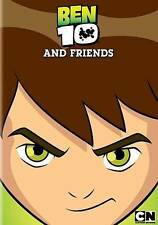 NEW - Cartoon Network: Ben 10 and Friends