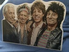 Rolling Stones Standee poster doll figure Statue BEATLES dc 5 dave clark 5