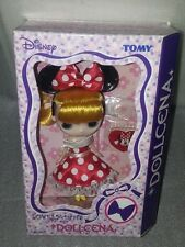 Tomy Dollcena Disney Lovely Dots Doll Girl Figure Limited Very RARE