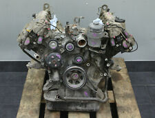 Mercedes AMG Motor S63 M156 V8 6208ccm 386KW 525 PS 156984 Engine mit Einbau