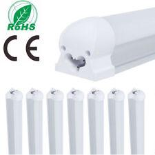 8pcs T8 2FT LED Tube Light Fluorescent Lamp 9W Replacement Day White Light Bar