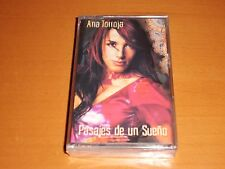 "ANA TORROJA ""PASAJES DE UN SUEÑO"" CASSETTE TAPE SPAIN 1999 NEW & SEALED! MECANO"