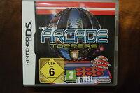 Retro Arcade Toppers - 3 Spiele Nintendo DS Deutsch Spiel Verpackung Handbuch xx