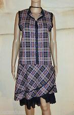 ensemble jupe + chemise VANESSA BRUNO Taille 38 100% coton et soie SUPER ETAT