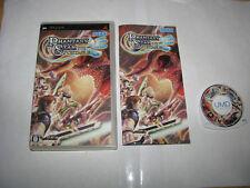 Phantasy Star Portable 1 Sony Playstation Portable PSP Japan import