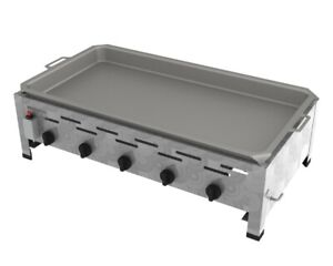 Gastrobräter 5-flammig 22,5 kW  GB5FTP2019114296
