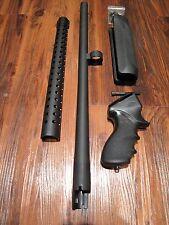 "HOME DEFENSE KIT Remington 870 20"" 20 INCH Barrel Hogue Pistol Grip Heat Shield"