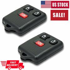 2PCS Car Key Fob Keyless Entry Remote Control For Ford F150 F250 F-350 F-450 USA