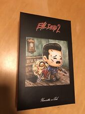 Evil Dead 2 Ash Vs Henrietta Diorama Super Emo Friends Loot Crate Brand New!
