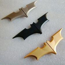 BLACK / SILVER / GOLD Matte Batman Money Clip Magnetic Folding w/ Gift Box