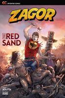 Zagor: The Red Sand (2016 Paperback), GN, Nolitta, Ferri, Rubini