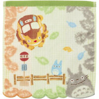 Studio Ghibli Totoro Bus Stop Mini Towel - Mini Toalla Benelic