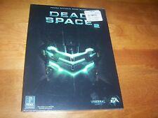 DEAD SPACE 2 Prima Official Game Guide EA XBOX 360 Prima Visceral Games Book NEW