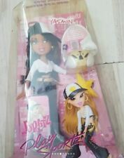 Bratz play sportz Hip Hop yasmin doll new in box shipping to europe cheaper!