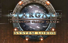 STARGATE TCG CCG SYSTEM LORDS Sina, Tactician #068