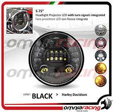 "Faro LED Omologato Frecce 5.75"" Harley Sportster 883/1200 - Headlight Front LED"