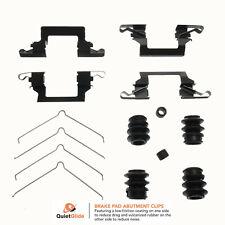 ei Carlson Front Brake Pad Installation Kit for 1996-2004 Nissan Pathfinder