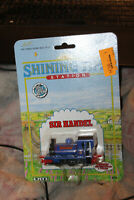 Thomas Tank Engine & Friends Shining Time Station Sir Handel Ertl Die Cast New