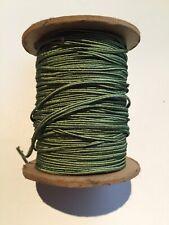 Vintage Cord Spool. New Old Stock Dressmaker Trim. Gimp, Sewing Supply.