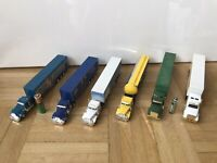 German Beer Truck Model Gift Lot Of 6 Limited Editions HO Scale