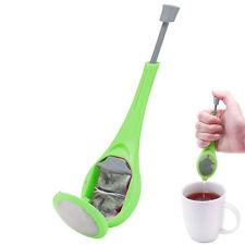 1x Tea Teesieb Sieb Infuser Grün Tee-Ei Tee-Sieb Tea Strainers Steeper Filter