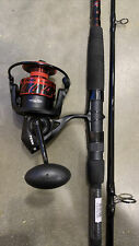 Penn Fierce Iii 6000 Spinning Rod And Reel Combo - Frciii6000902Mh