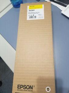Epson Stylus Genuine 7890/7900/9890/9900 T6364 Yellow ink  700ml
