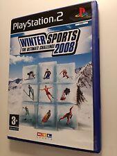 Winter Sports: The Ultimate Challenge 2008 - PS2 genere Sport Italiano  Spagnolo