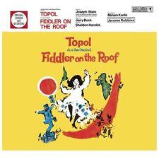 FIDDLER ON THE ROOF Topol Original London Cast CD BRAND NEW