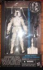 Star Wars Black Series Blue Line 6 inch Boba Fett Prototype Armor Action Figure