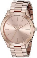Michael Kors Women's Runaway Rose Gold Tone Stainless Steel 50m Watch MK3197