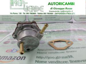 FUEL PUMP BCD 2144/5 WITH GASKET FIAT 500F - 500L - 600 - 600D