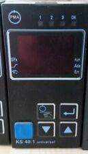 TESTED  💥💥  Pma KS 40-1  -- universal industria regulador -- Pma KS 40 1
