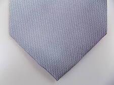 "ALFANI $50 MEN Gray Solid Skinny WIDTH 3"" NECK TIE DRESS SHIRT TIE SALE NWD B15"