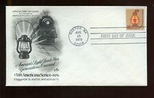 US FDC First Day Cover ($5 Lantern) 1979 Boston, Mass UNADDRESSED